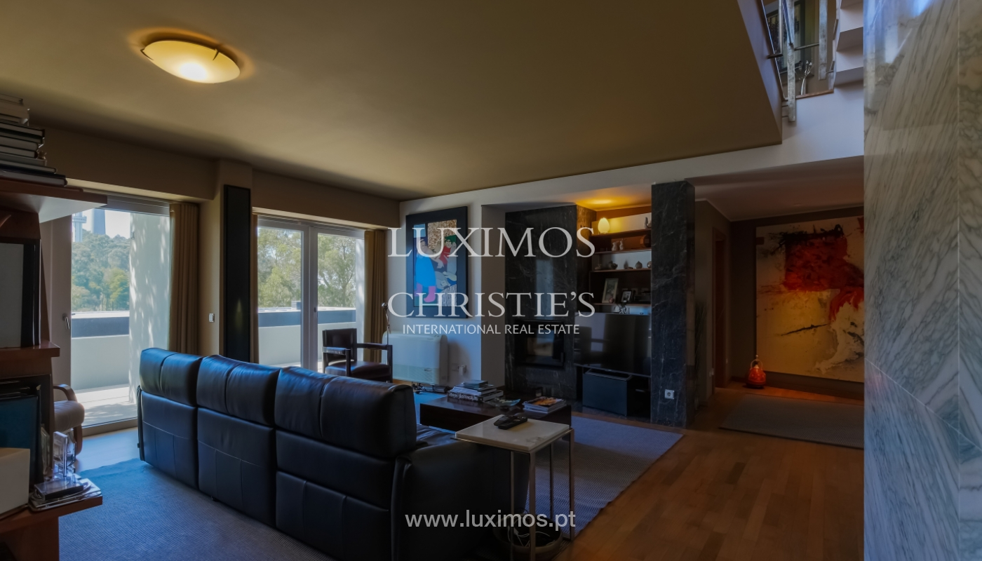 Sale modern & luxury house with pool and garden, V. N. Gaia, Portugal_103537