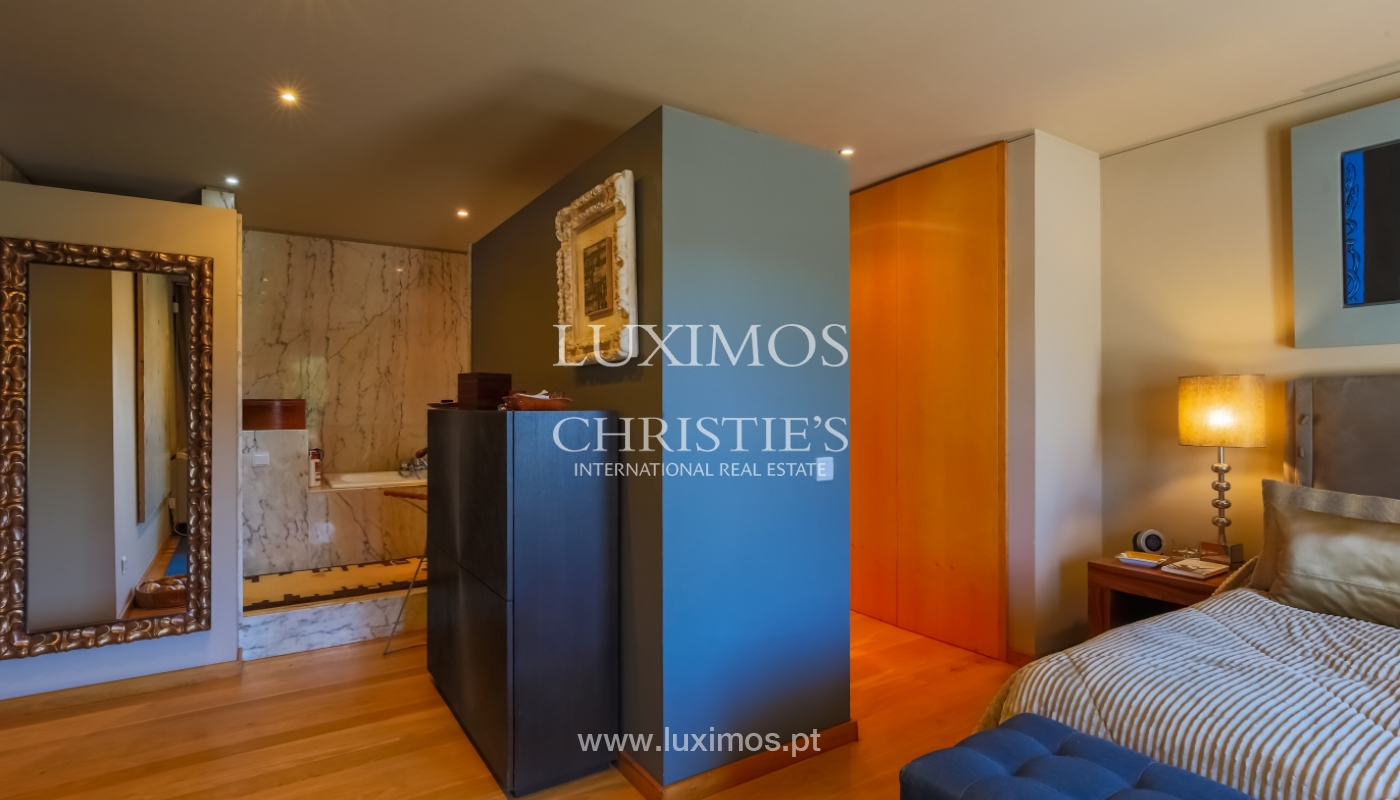 Sale modern & luxury house with pool and garden, V. N. Gaia, Portugal_103542