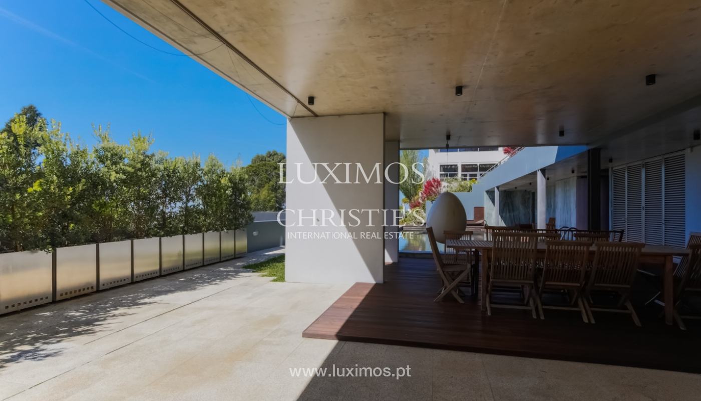 Sale modern & luxury house with pool and garden, V. N. Gaia, Portugal_103561