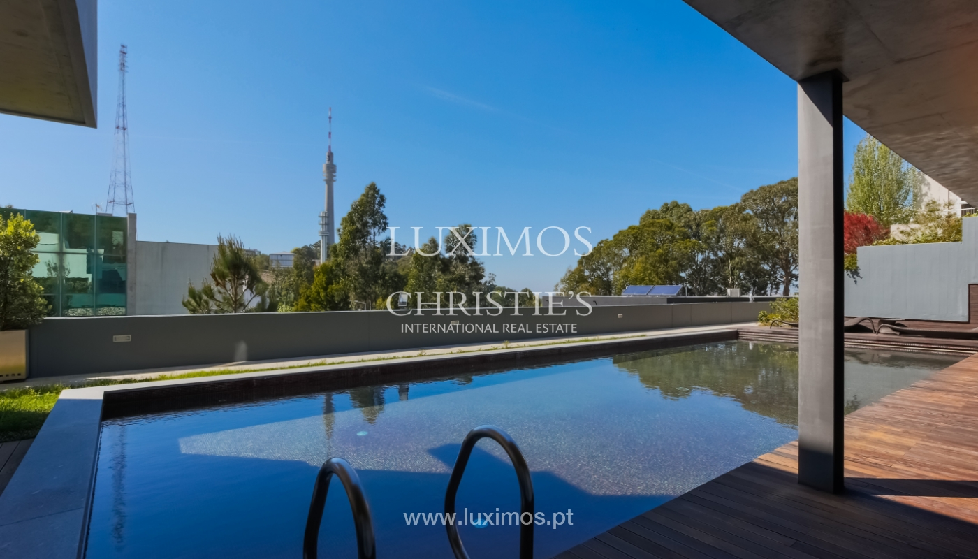 Sale modern & luxury house with pool and garden, V. N. Gaia, Portugal_103562