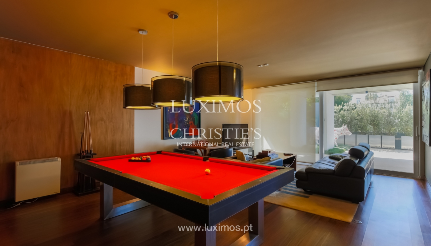 Sale modern & luxury house with pool and garden, V. N. Gaia, Portugal_103563