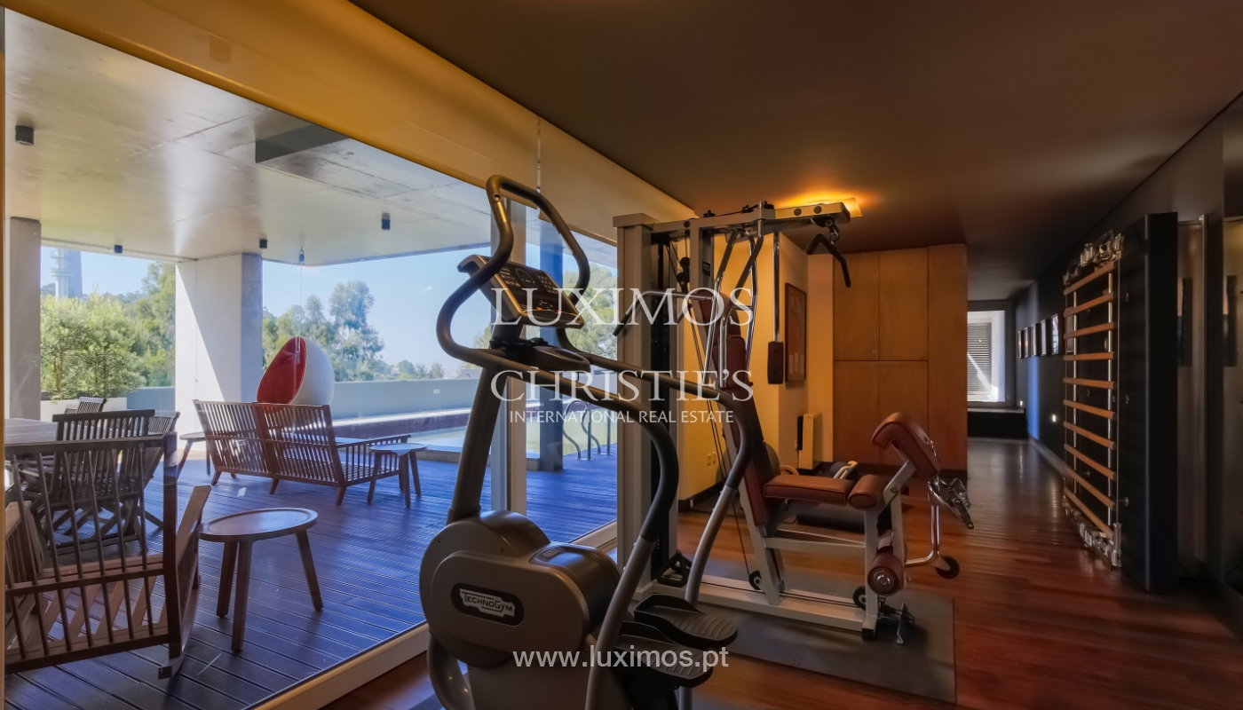 Sale modern & luxury house with pool and garden, V. N. Gaia, Portugal_103565