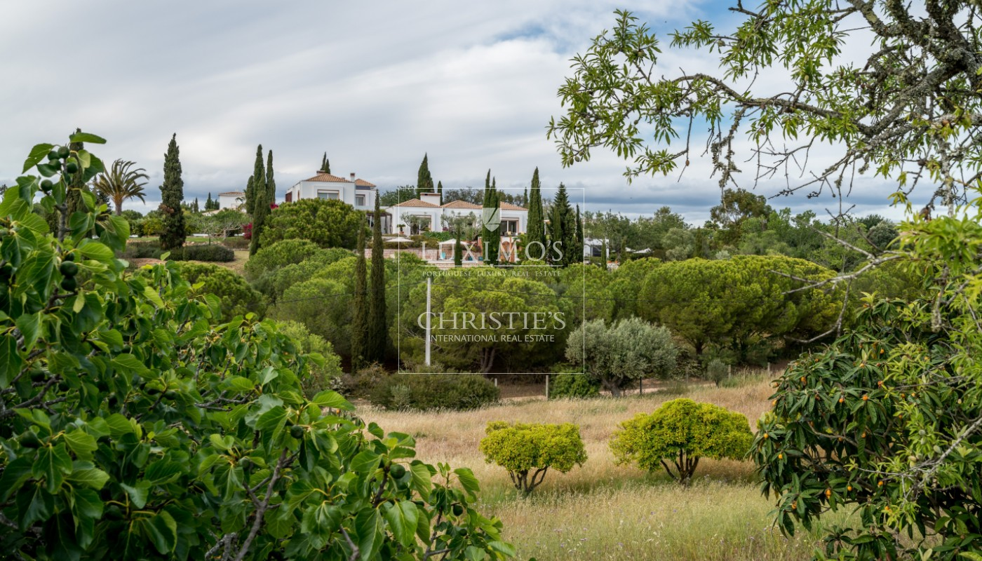 Sale of luxury property with swimming pool in Lagoa, Algarve, Portugal_103641