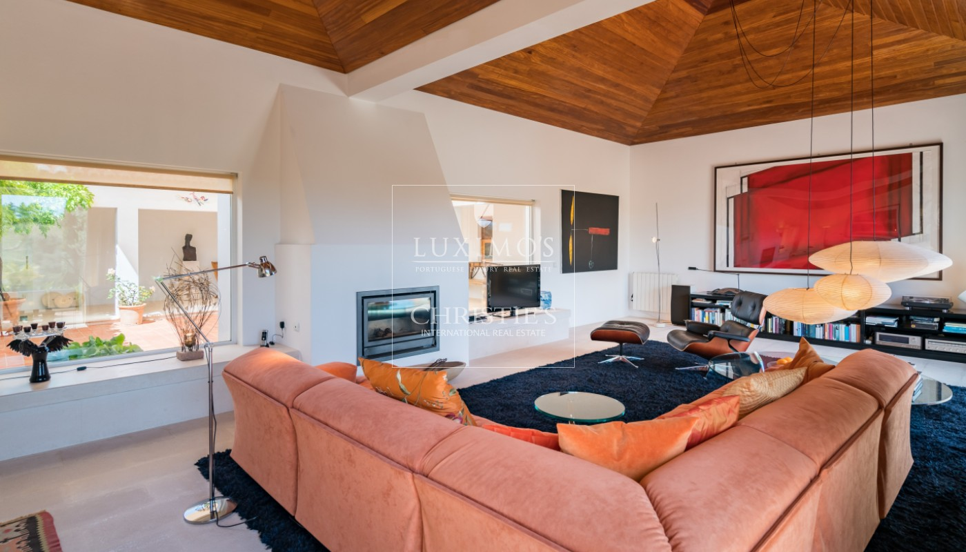 Verkauf von Luxus-Immobilie mit pool in Lagoa, Algarve, Portugal_103647
