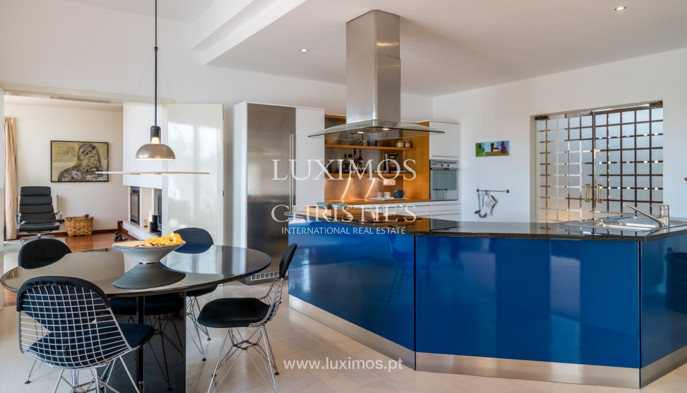 Sale of luxury property with swimming pool in Lagoa, Algarve, Portugal_103660