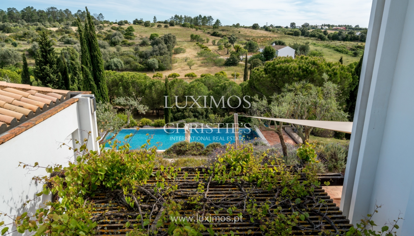 Sale of luxury property with swimming pool in Lagoa, Algarve, Portugal_103676