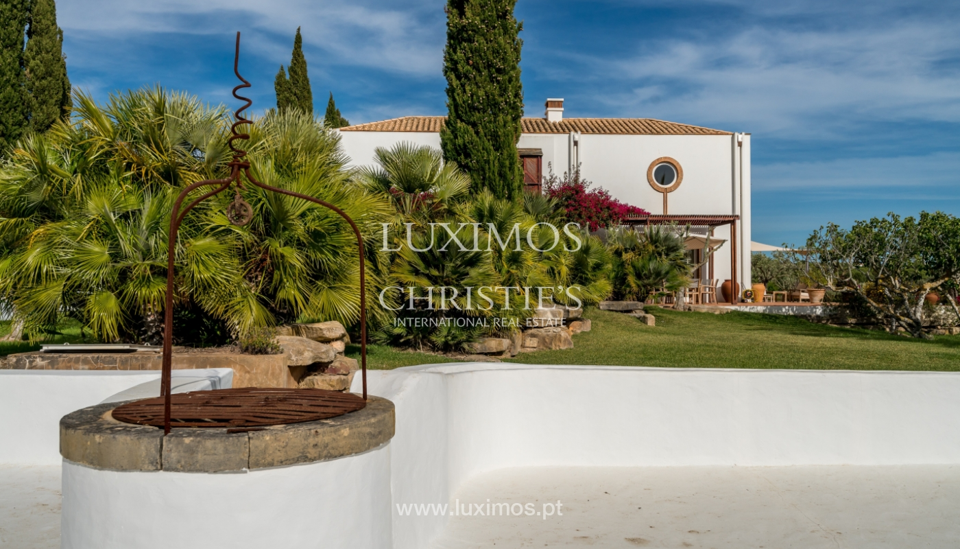Sale of luxury property with swimming pool in Lagoa, Algarve, Portugal_103698