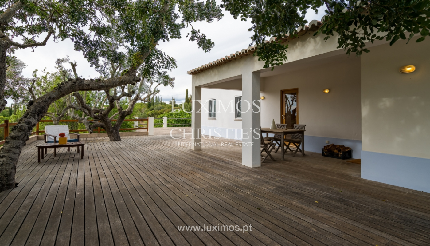 Sale of luxury property with swimming pool in Lagoa, Algarve, Portugal_103710