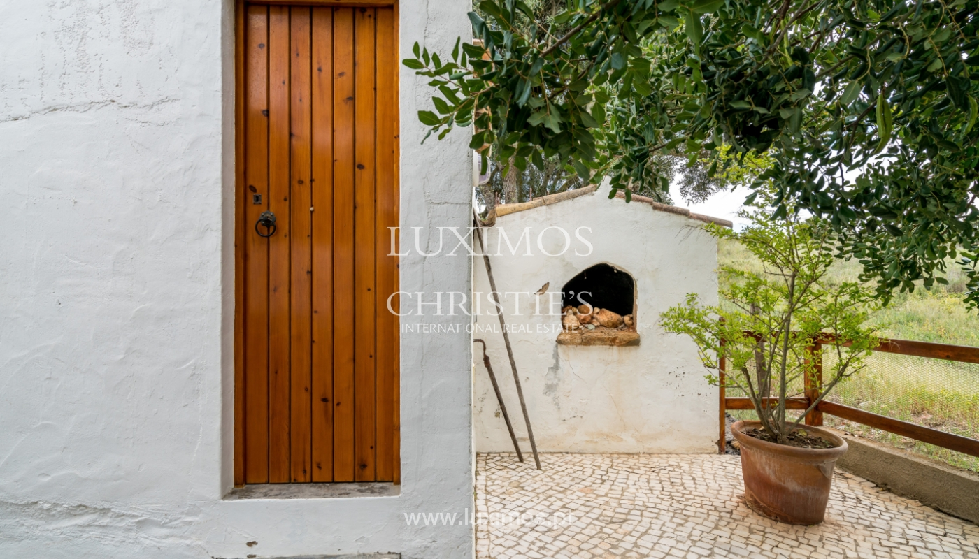 Sale of luxury property with swimming pool in Lagoa, Algarve, Portugal_103719