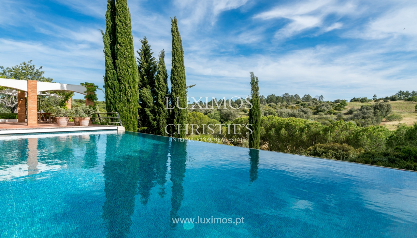 Sale of luxury property with swimming pool in Lagoa, Algarve, Portugal_103755