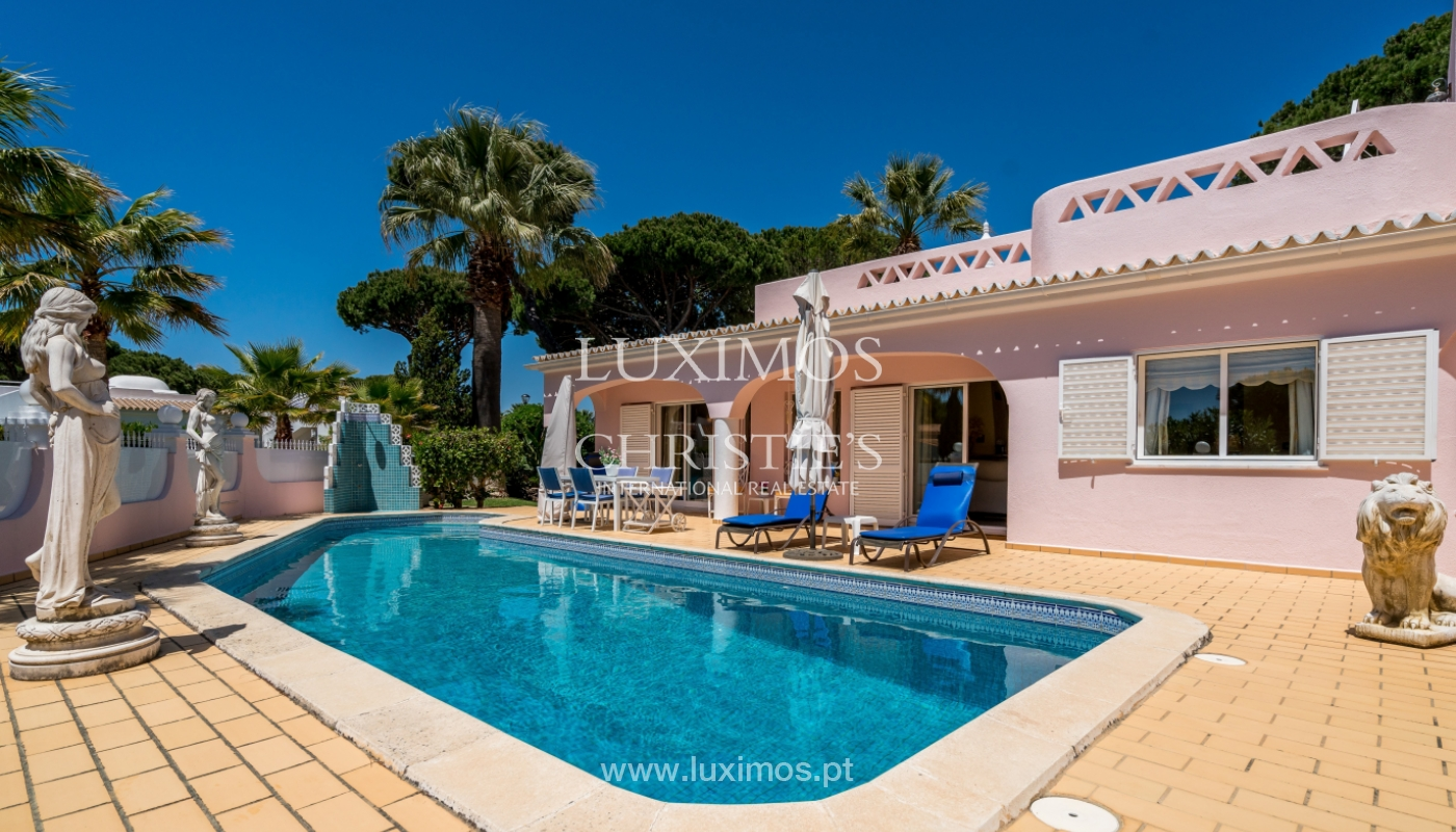 Venda de moradia com piscina em Vilamoura, Algarve_103818