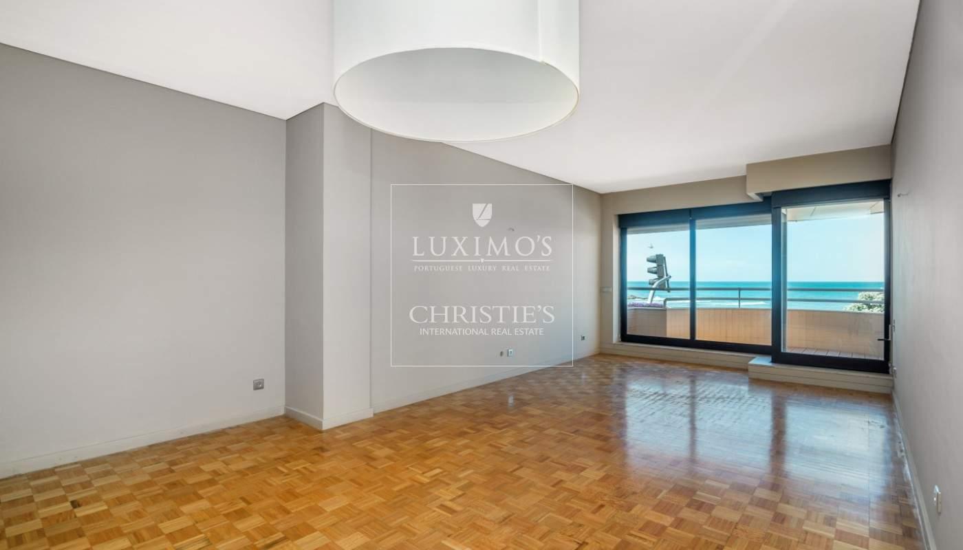 Vermietung der Wohnung im ersten Zeile des Meeres, Foz Douro, Portugal_103982