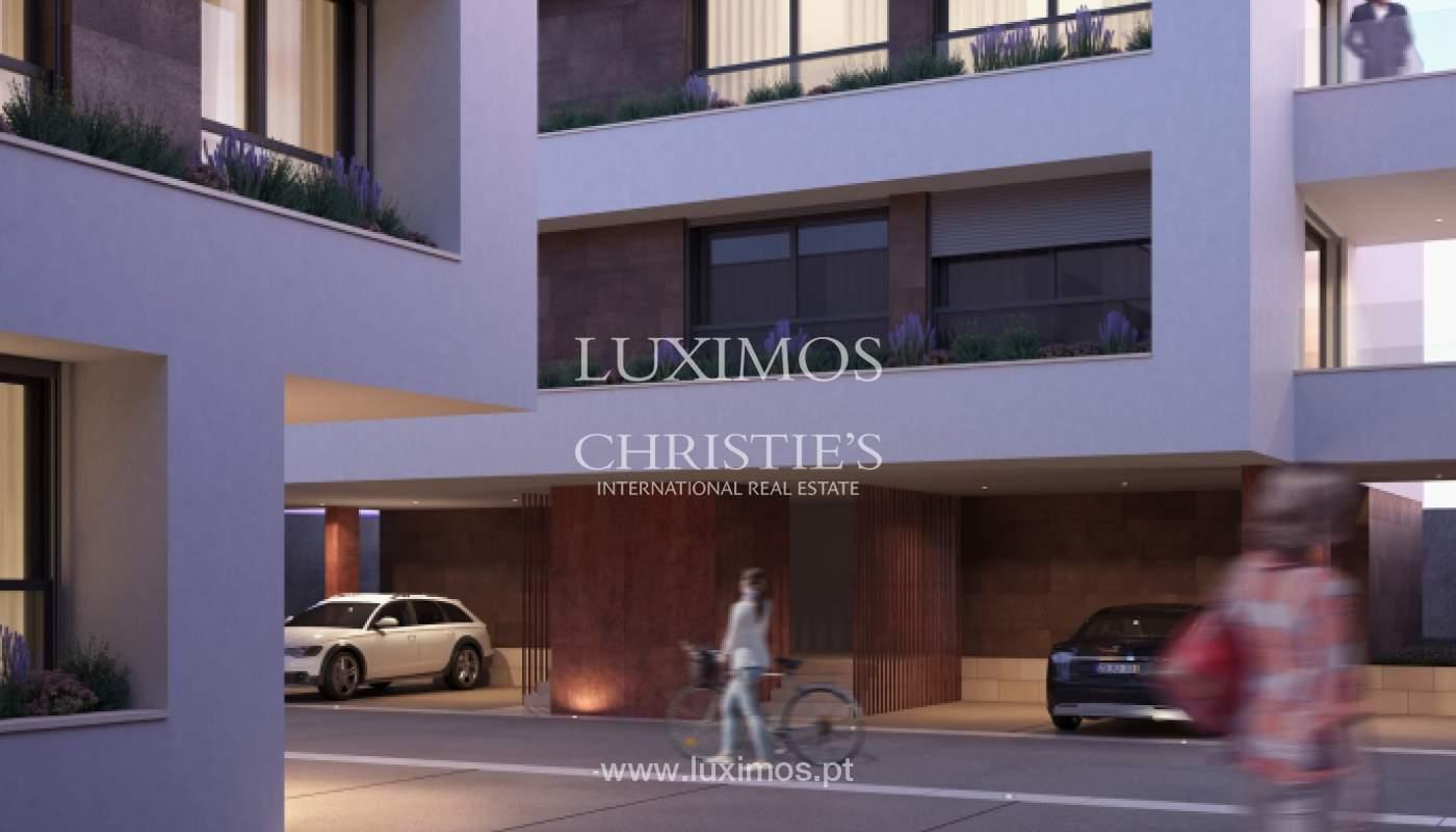 Verkauf neue Maisonette Wohnung, modern in Faro, Algarve, Portugal_104025