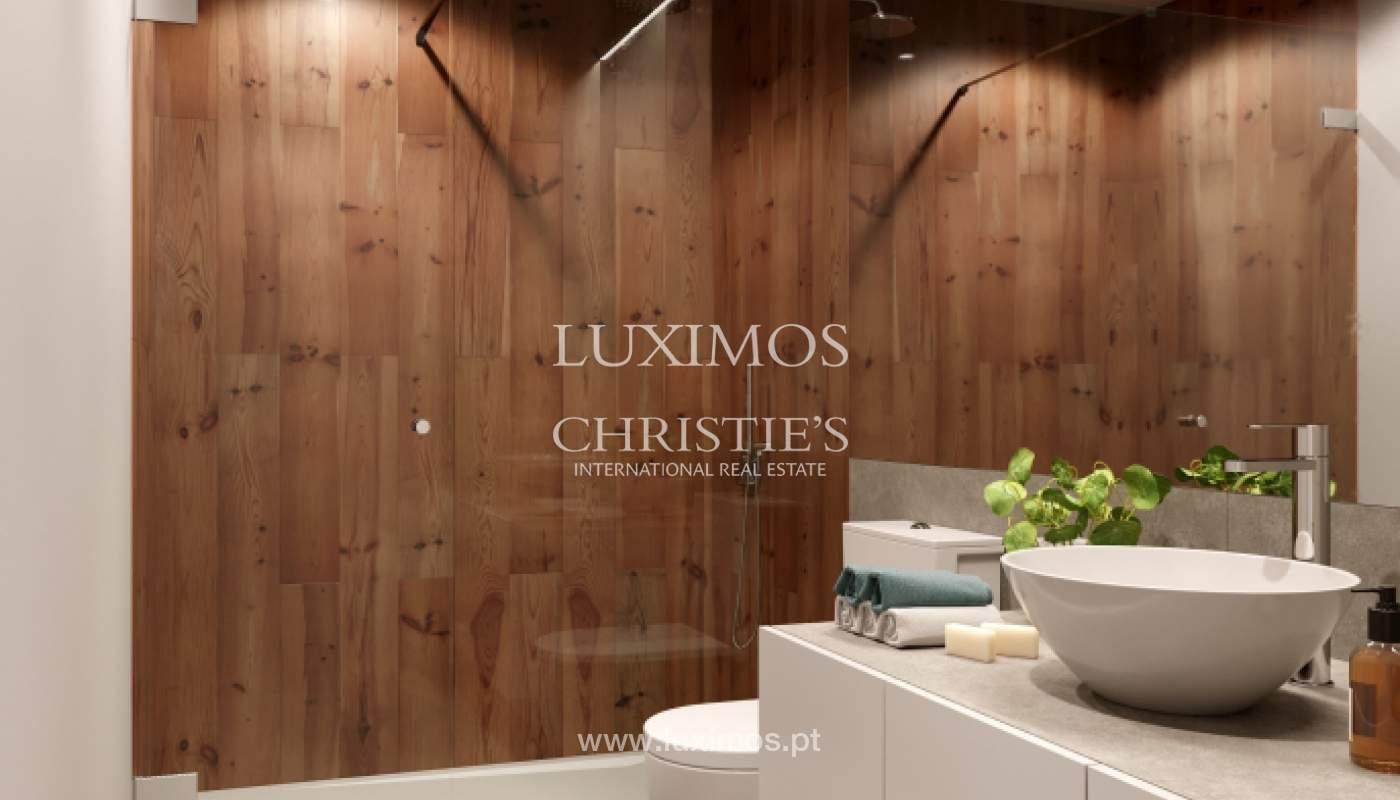 Verkauf neue Maisonette Wohnung, modern in Faro, Algarve, Portugal_104034