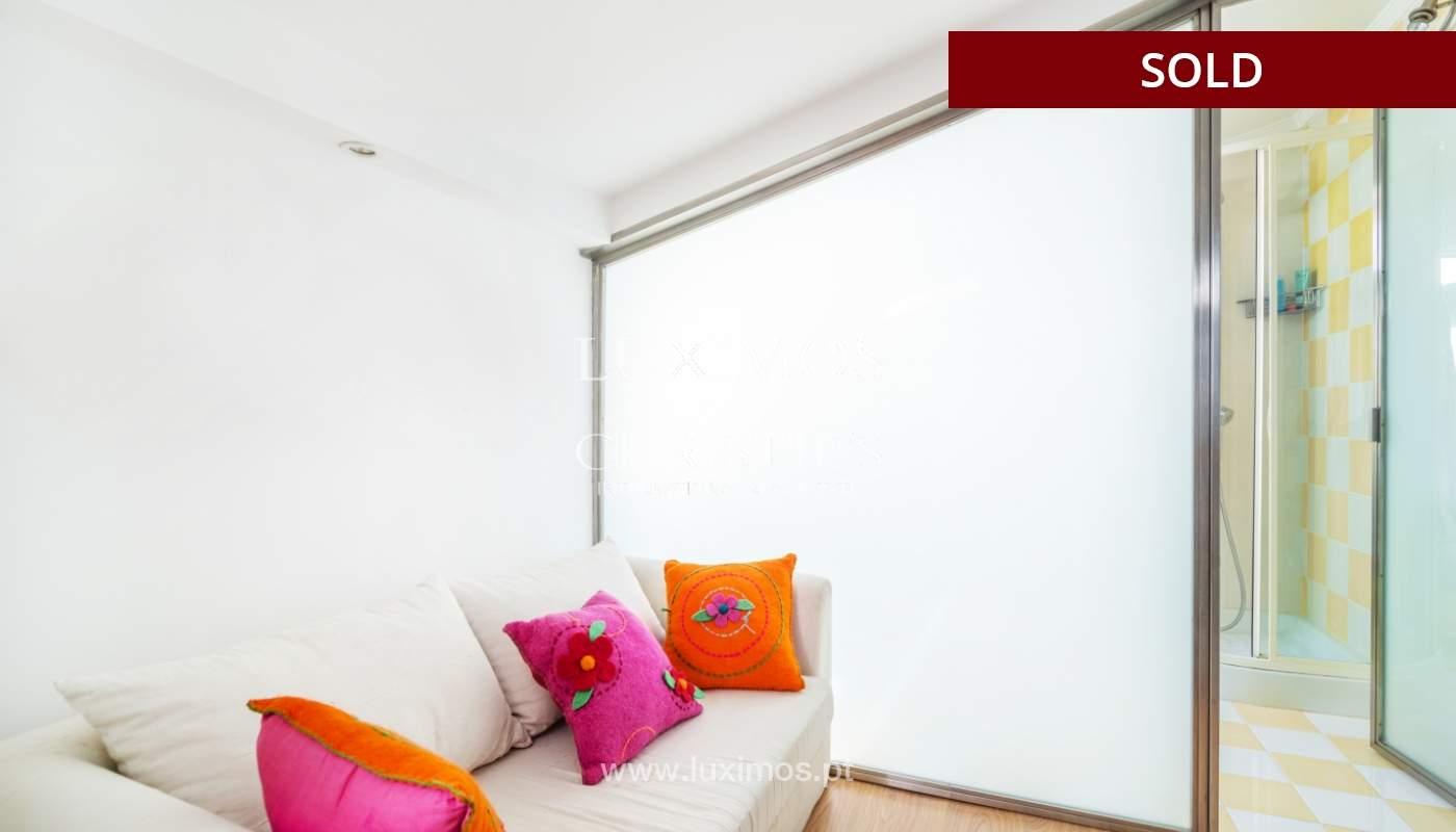 Venda de apartamento duplex com terraço e vistas mar, S. Félix Marinha_104124