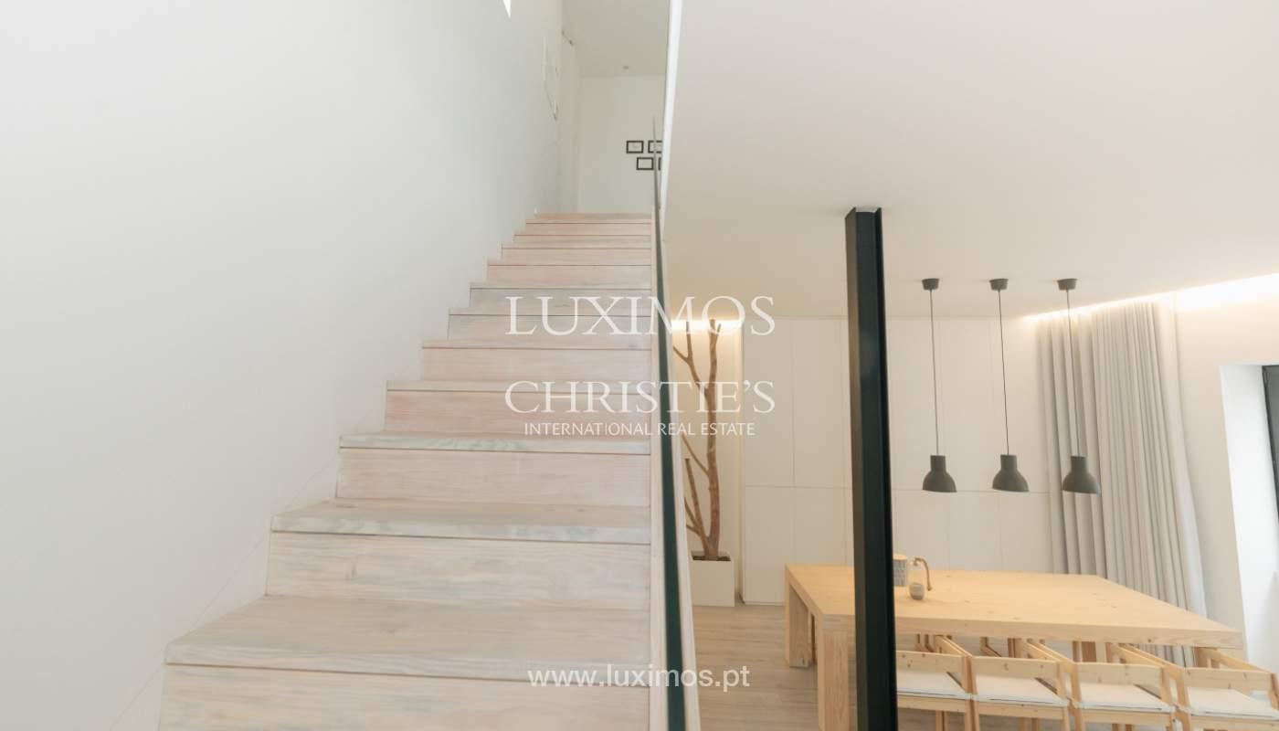 Maison de 3 étages, avec terrasse, à vendre au Porto, Portugal_104251