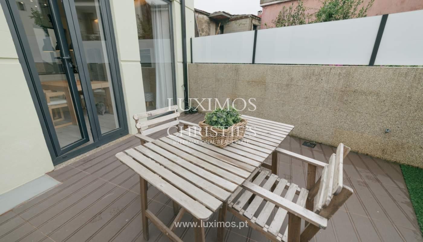 Maison de 3 étages, avec terrasse, à vendre au Porto, Portugal_104256
