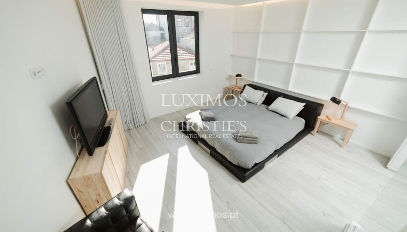 Maison de 3 étages, avec terrasse, à vendre au Porto, Portugal_104282