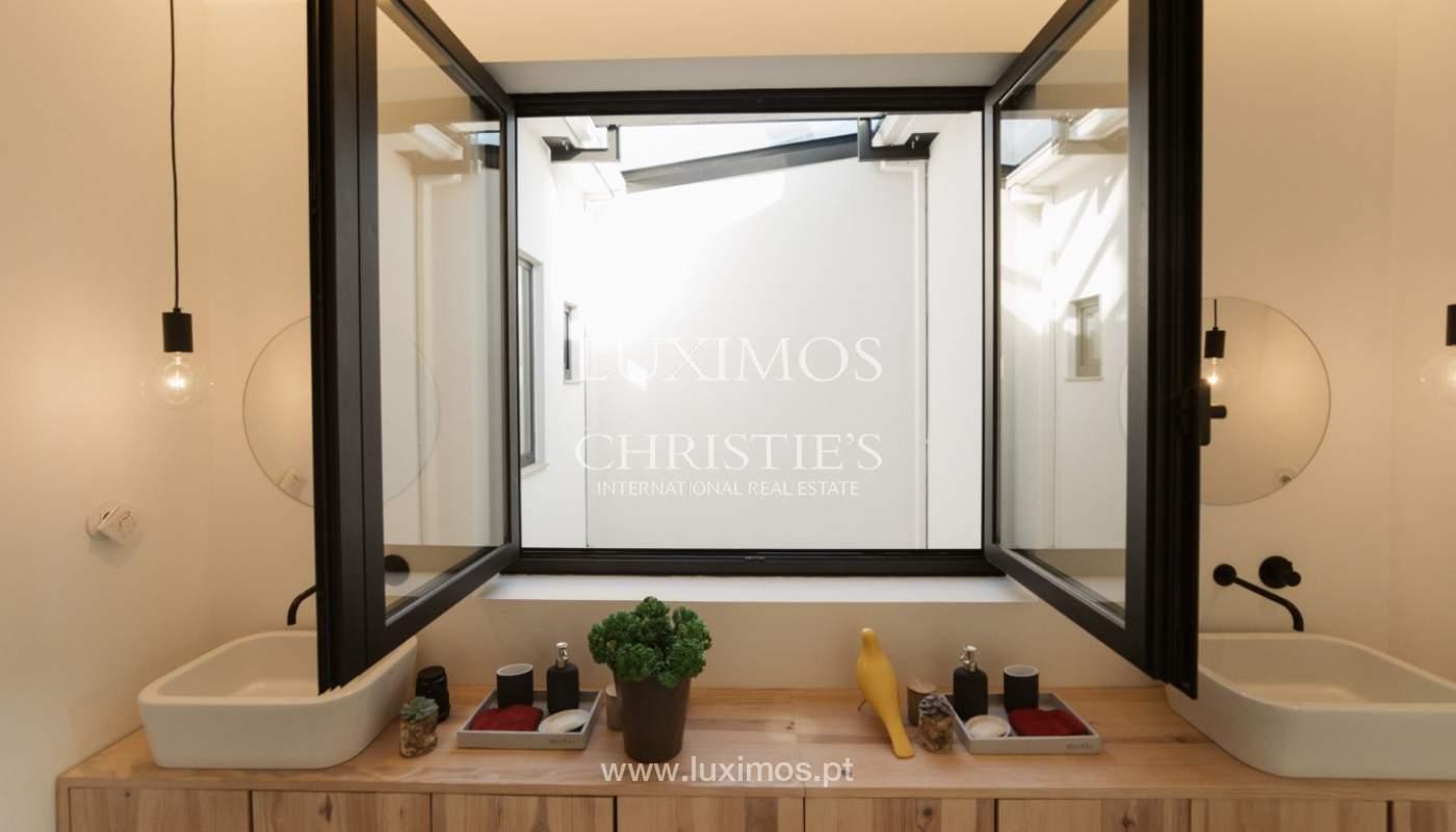 Maison de 3 étages, avec terrasse, à vendre au Porto, Portugal_104285
