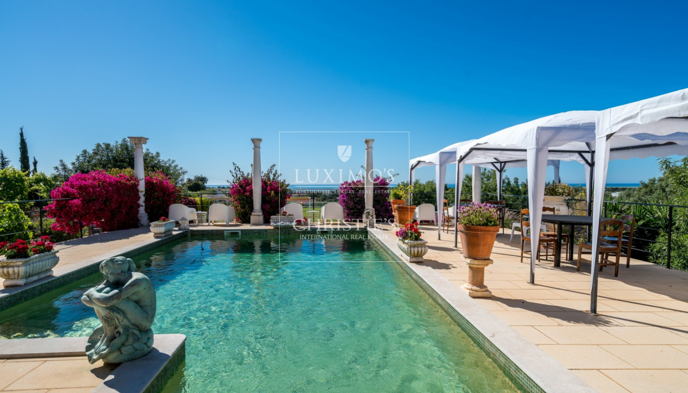 Sale of property with sea and ria view in Olhão, Algarve, Portugal_104351