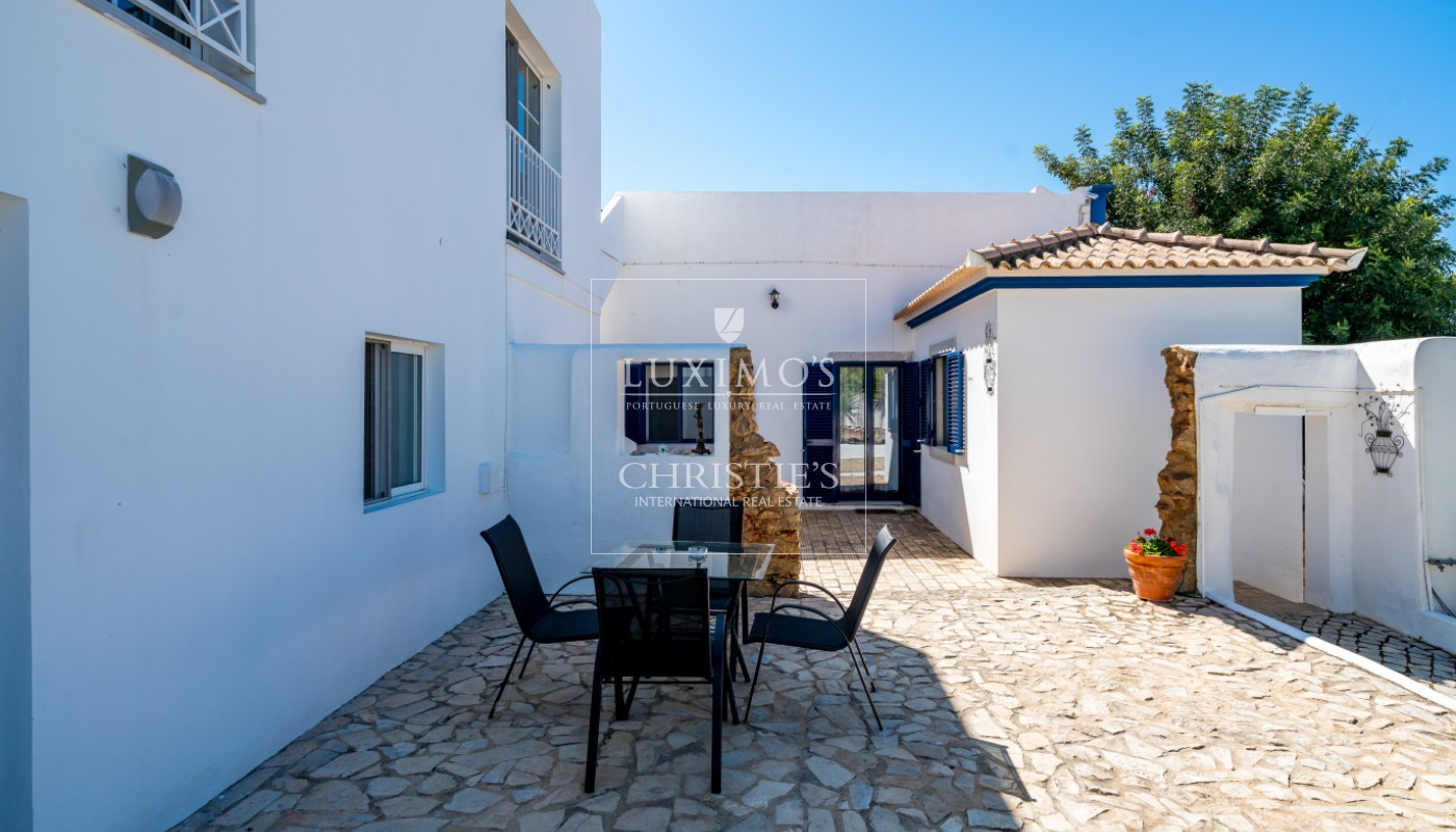Sale of property with sea and ria view in Olhão, Algarve, Portugal_104394