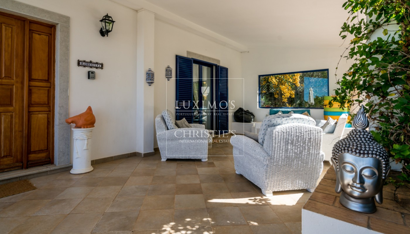 Sale of property with sea and ria view in Olhão, Algarve, Portugal_104401