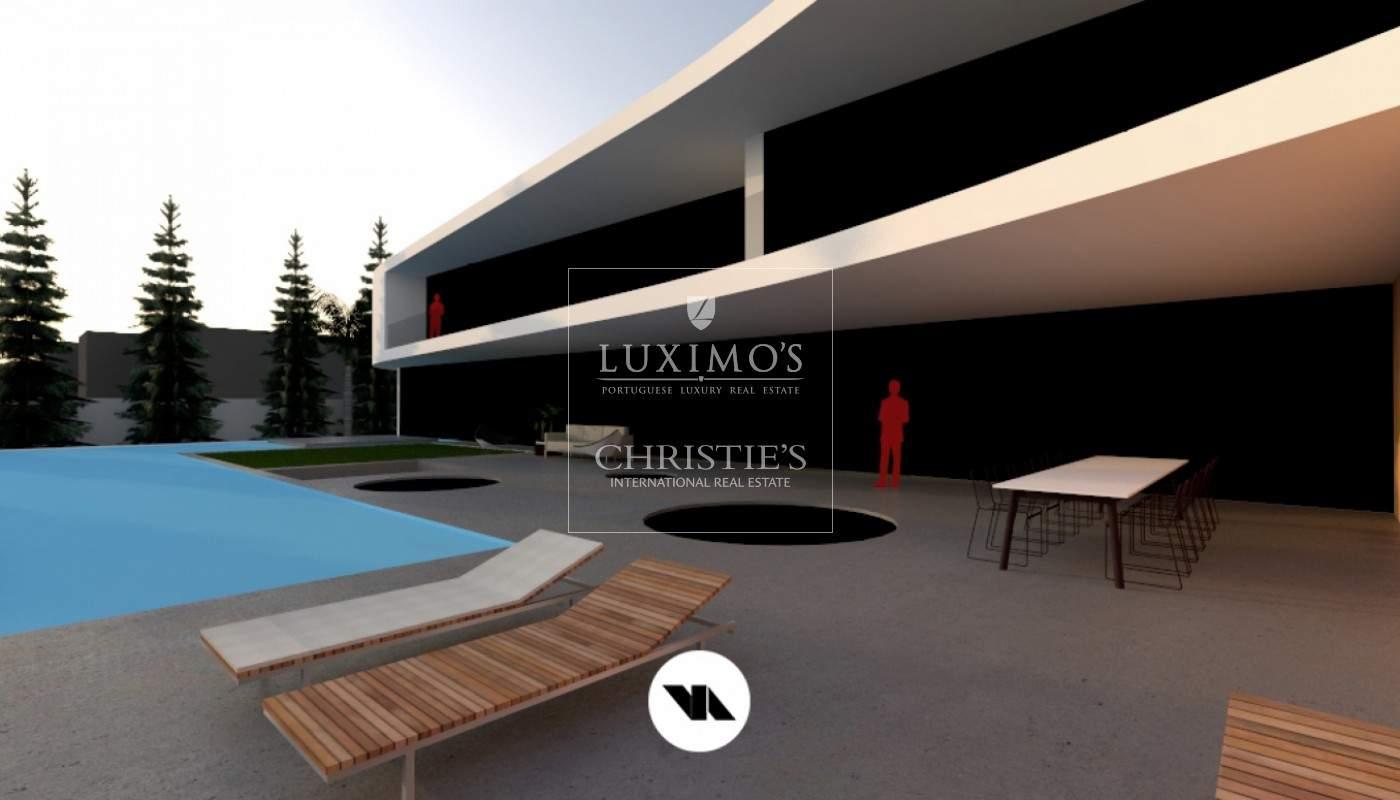 Sale of land for construction of a villa in Vilamoura, Algarve, Portugal_104428