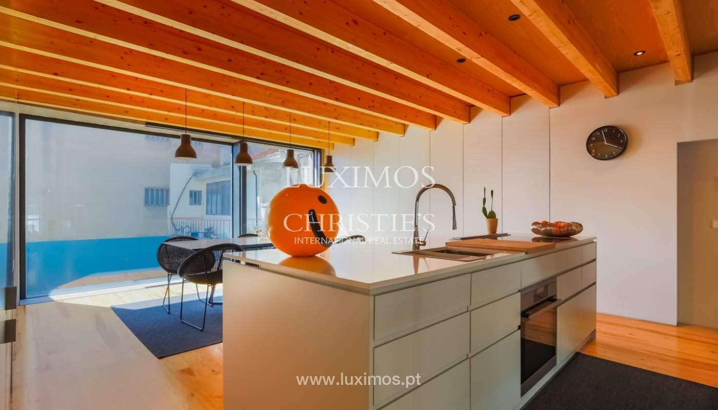 Venta de vivienda contemporánea, en el centro del Porto, Portugal_104559