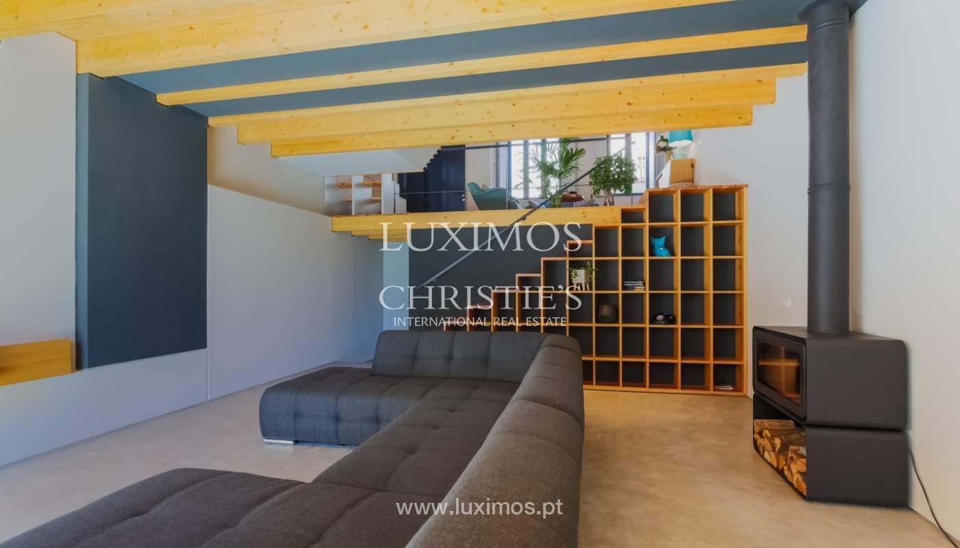 Venta de vivienda contemporánea, en el centro del Porto, Portugal_104589