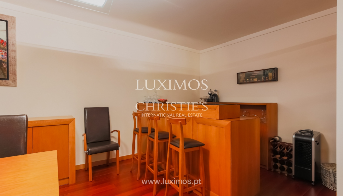 Sale luxury apartment in condominium w/ swimming pool, Porto, Portugal_104709