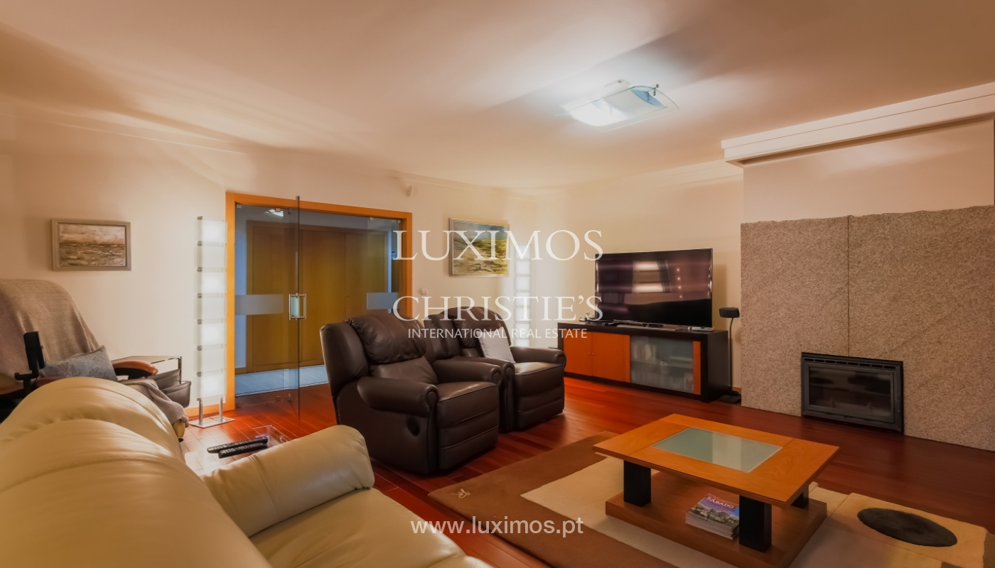 Sale luxury apartment in condominium w/ swimming pool, Porto, Portugal_104712