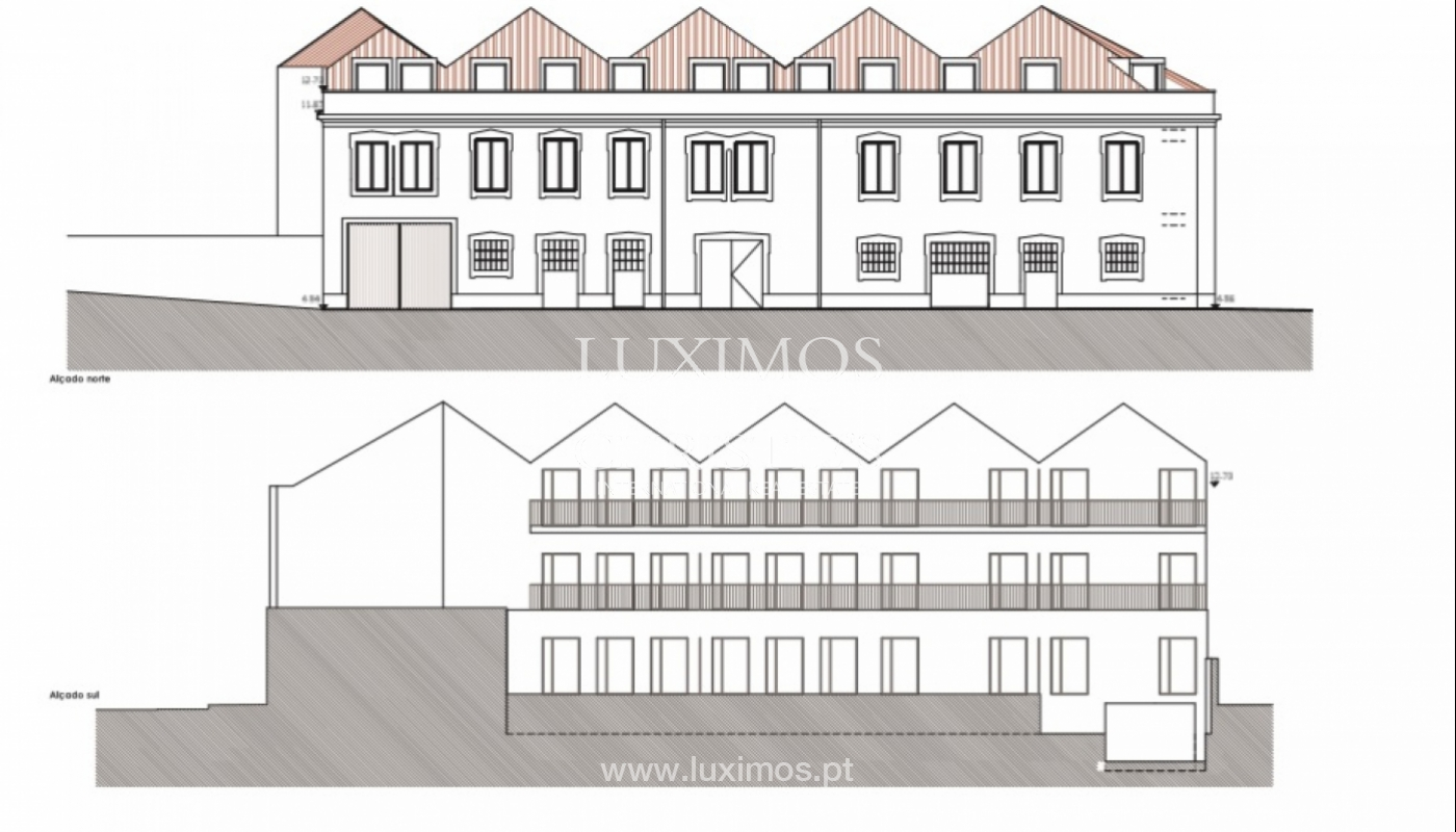 Building w/ PIP for construction of 15 apartments, Matosinhos, Portugal_104952