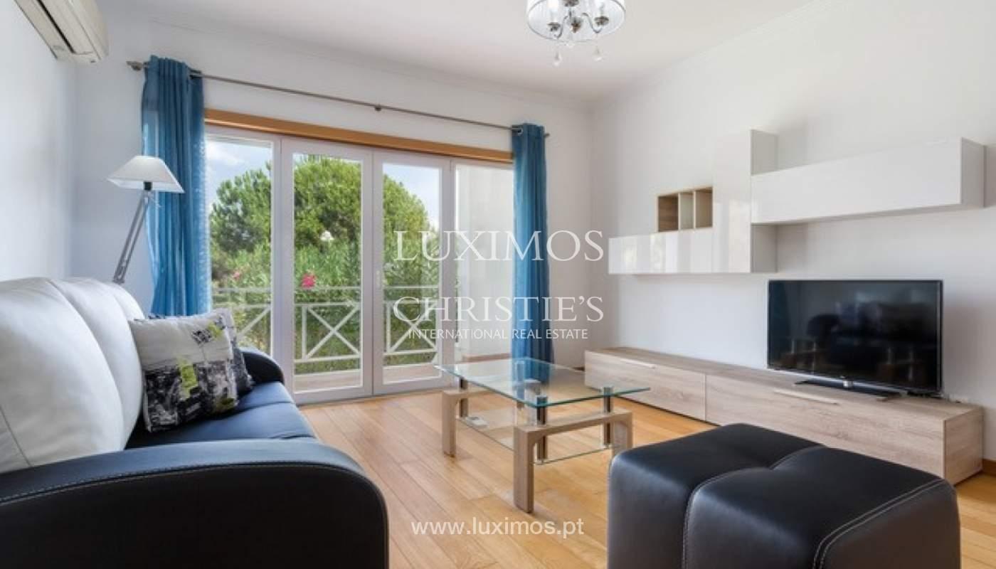 Sale apartment near the golf in Vilamoura, Algarve, Portugal_105021