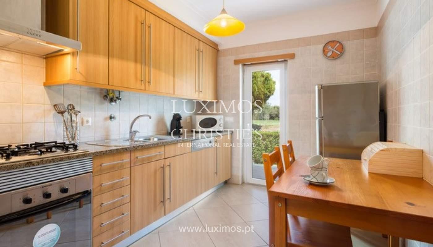 Venta de apartamento junto al golf en Vilamoura, Algarve, Portugal_105029