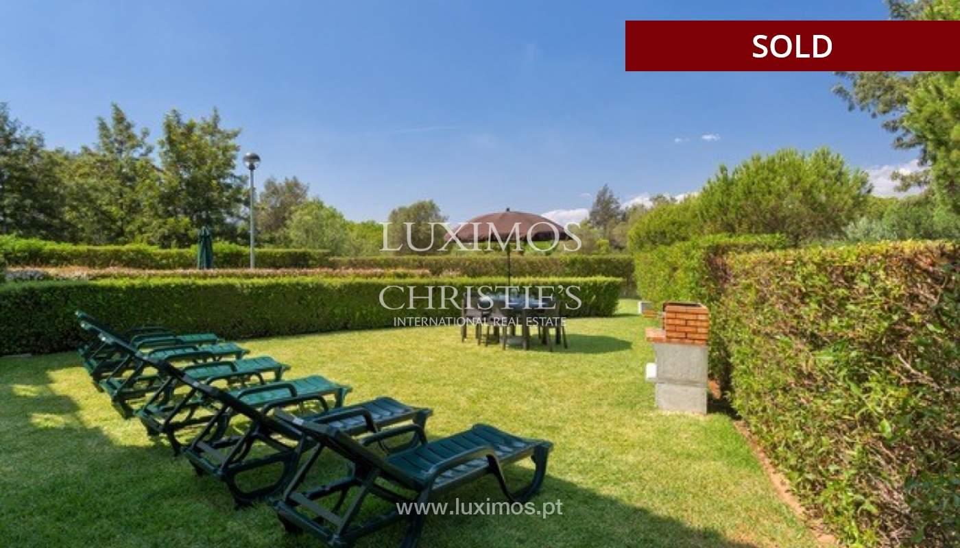 Sale apartment near the golf in Vilamoura, Algarve, Portugal_105031