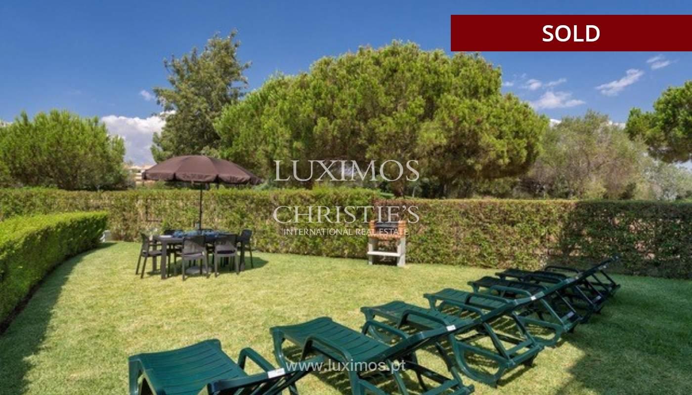 Venta de apartamento junto al golf en Vilamoura, Algarve, Portugal_105033