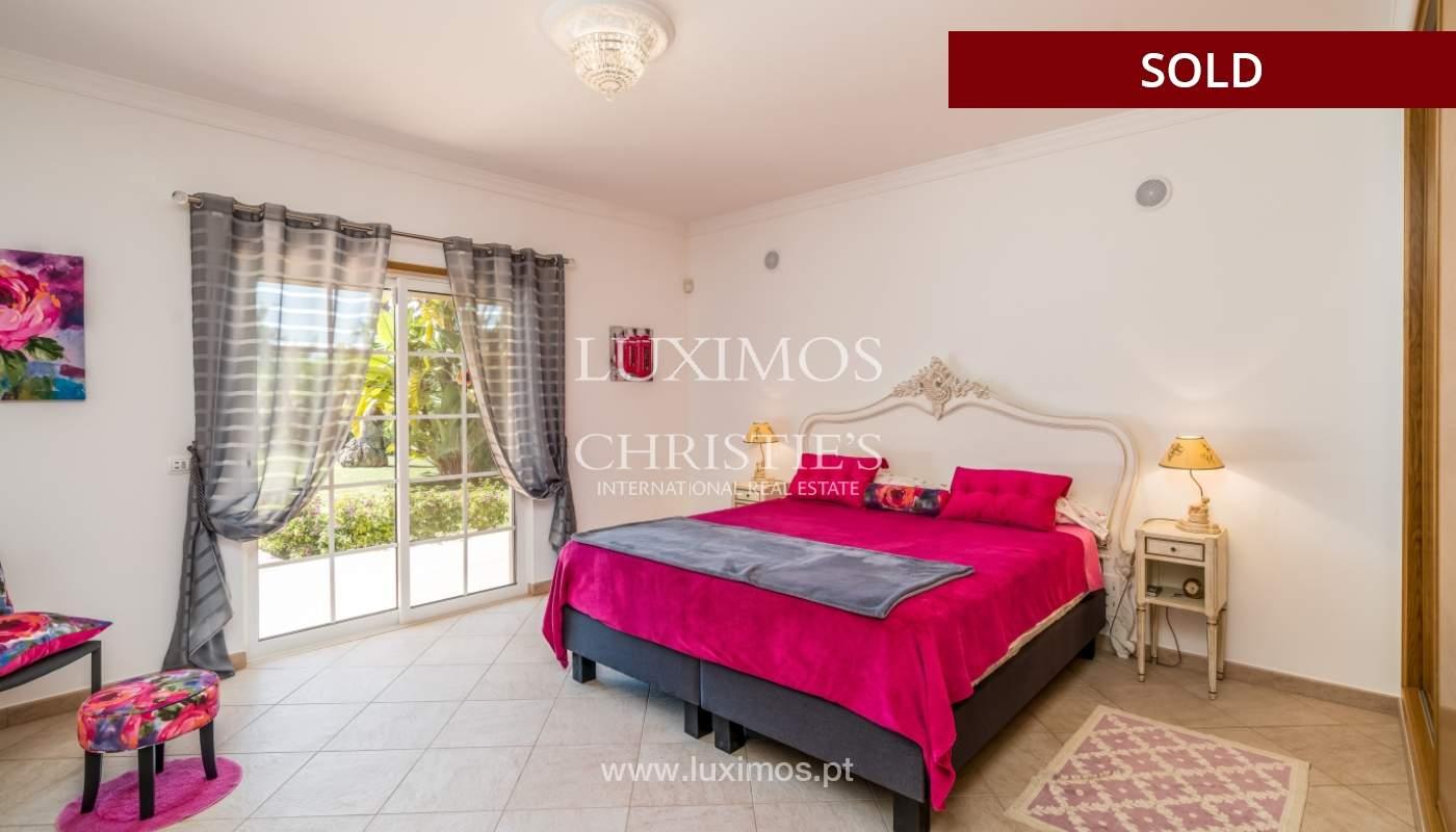Sale of villa with swimming pool in Quarteira, Algarve, Portugal_105119