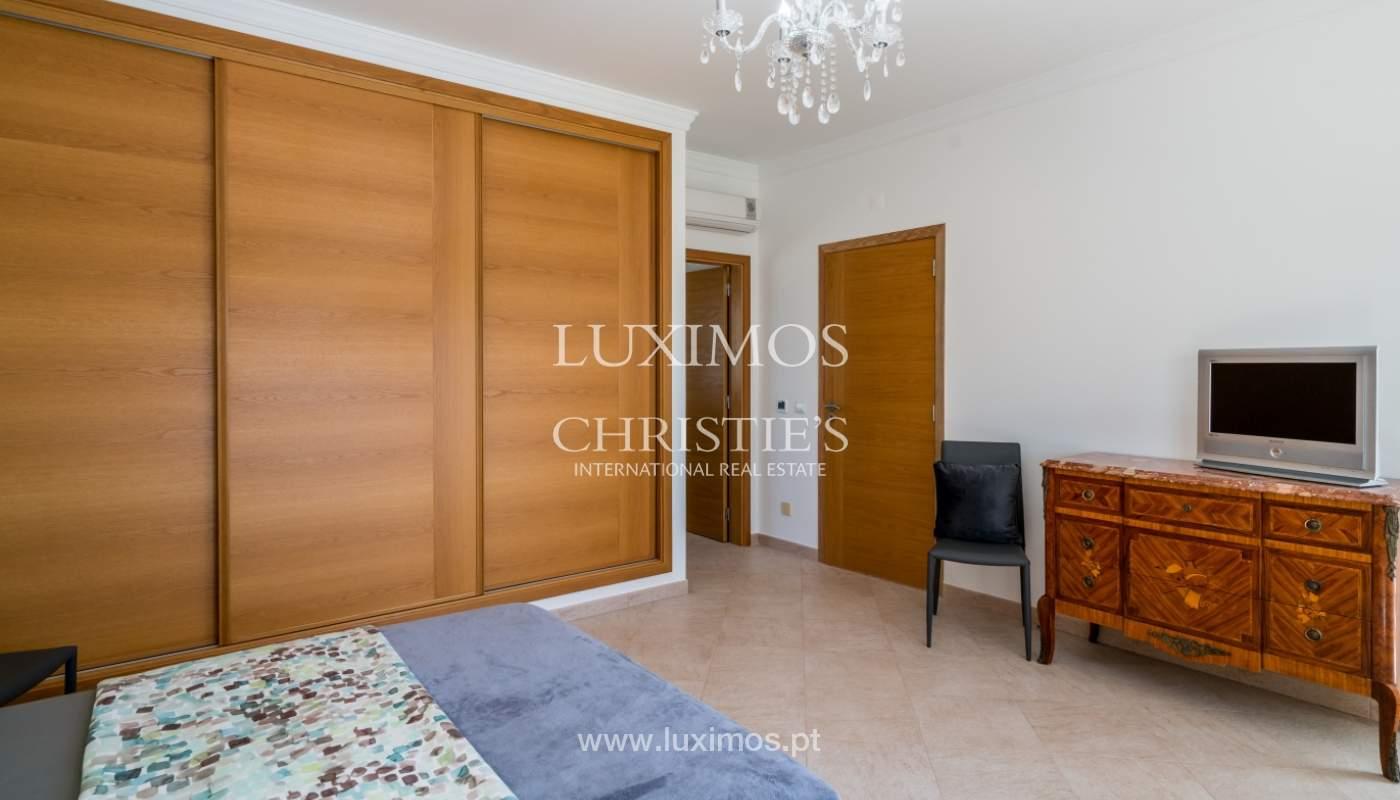 Sale of villa with swimming pool in Quarteira, Algarve, Portugal_105129