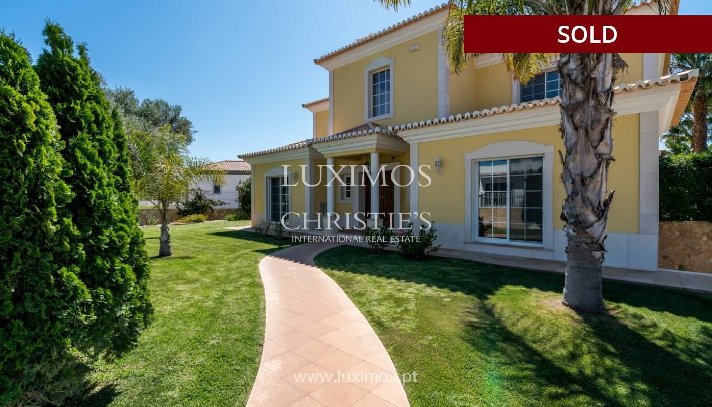 Sale of villa with swimming pool in Quarteira, Algarve, Portugal_105139