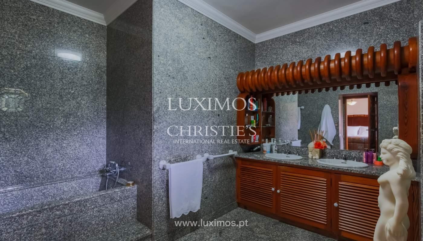 Sale of luxury villa with wide plot, Vila do Conde, Portugal_105386