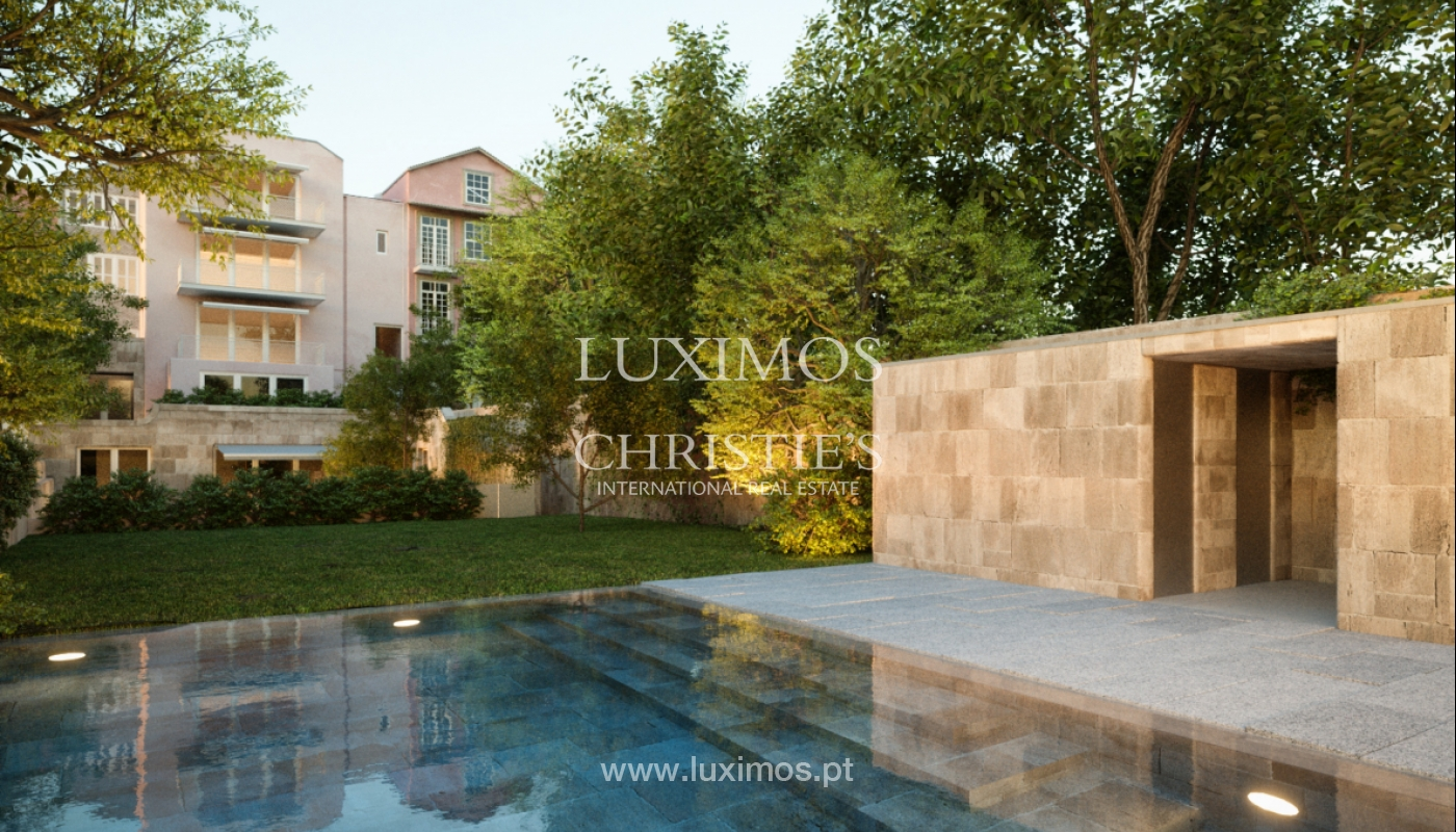 New and modern apartment, exclusive condominium, Porto, Portugal _105504
