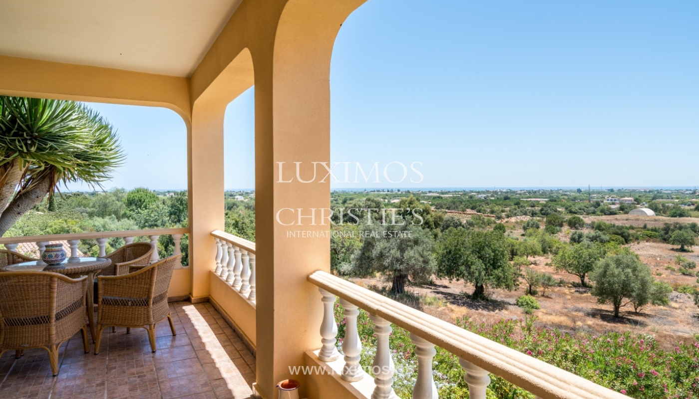Sale of villa with sea views in Tavira, Algarve, Portugal_105542