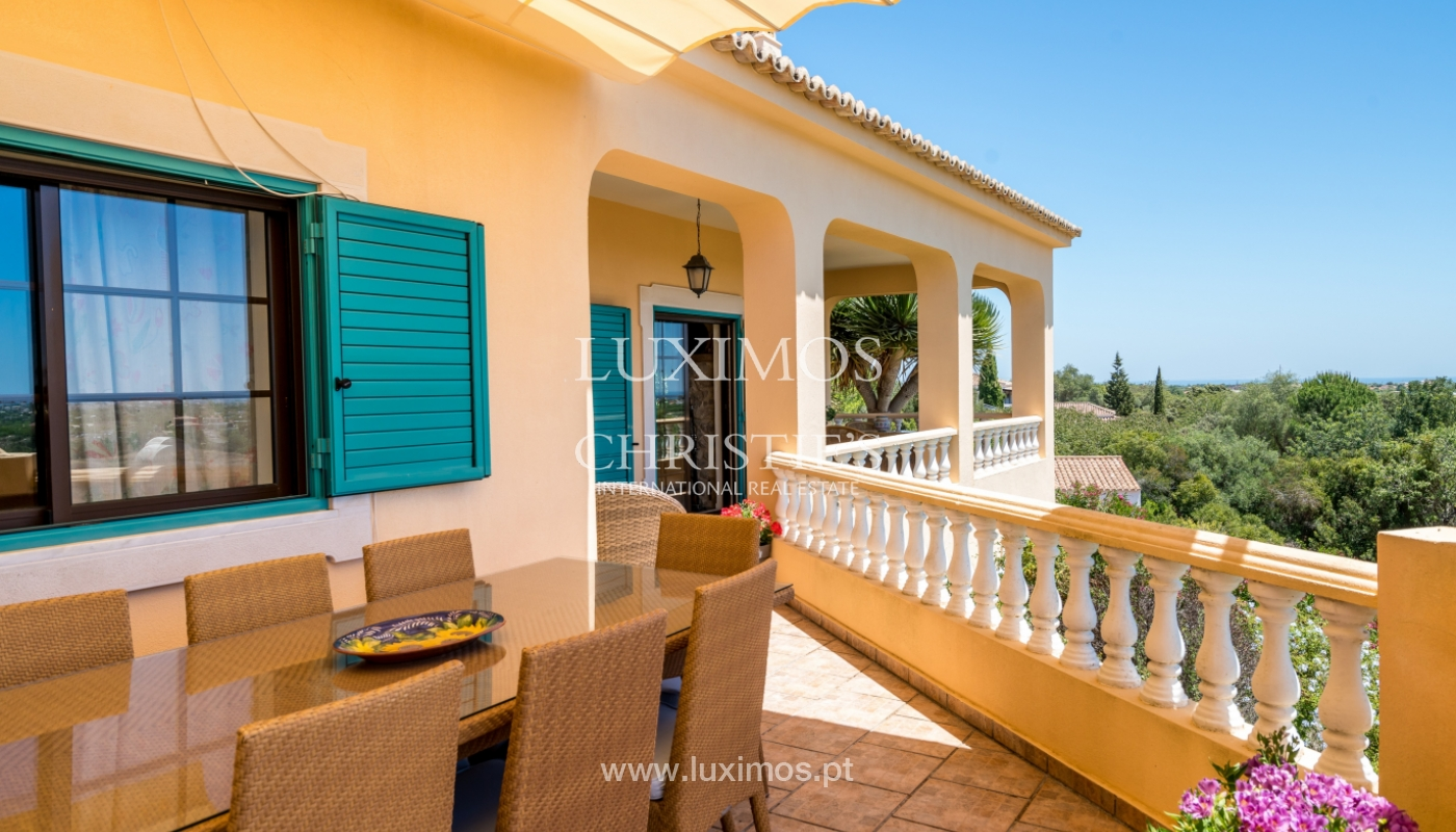Sale of villa with sea views in Tavira, Algarve, Portugal_105544