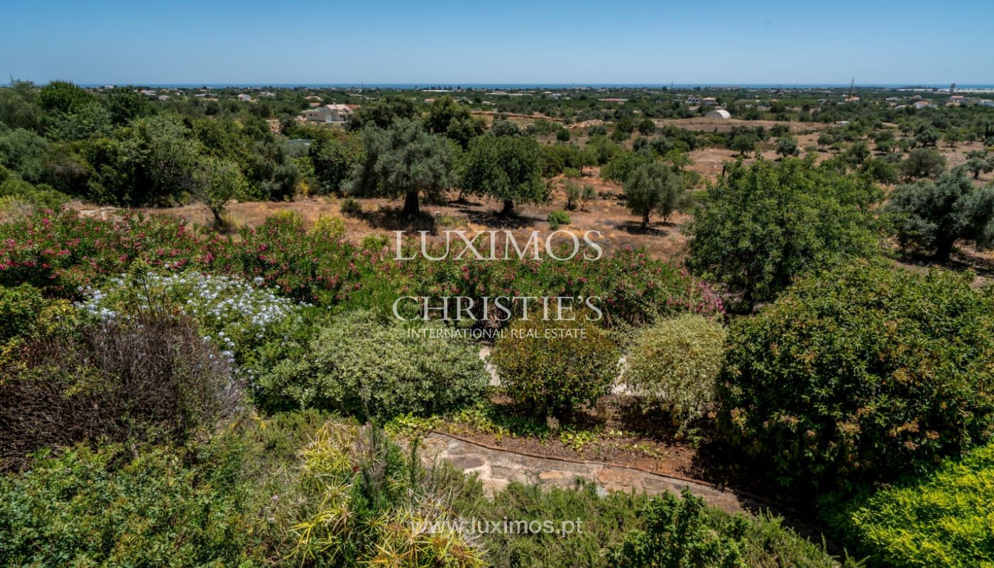 Sale of villa with sea views in Tavira, Algarve, Portugal_105548