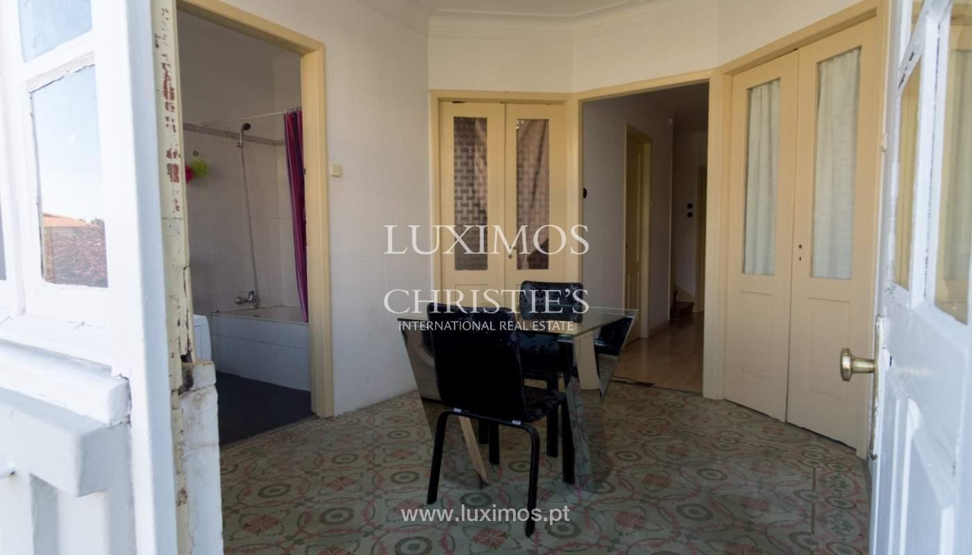 Sale of villa to renovate, near Boavista, Porto, Portugal_105734
