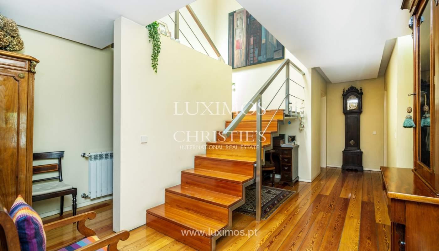 Verkauf Luxus-villa mit großem Garten, Foz do Douro, Porto, Portugal_105775