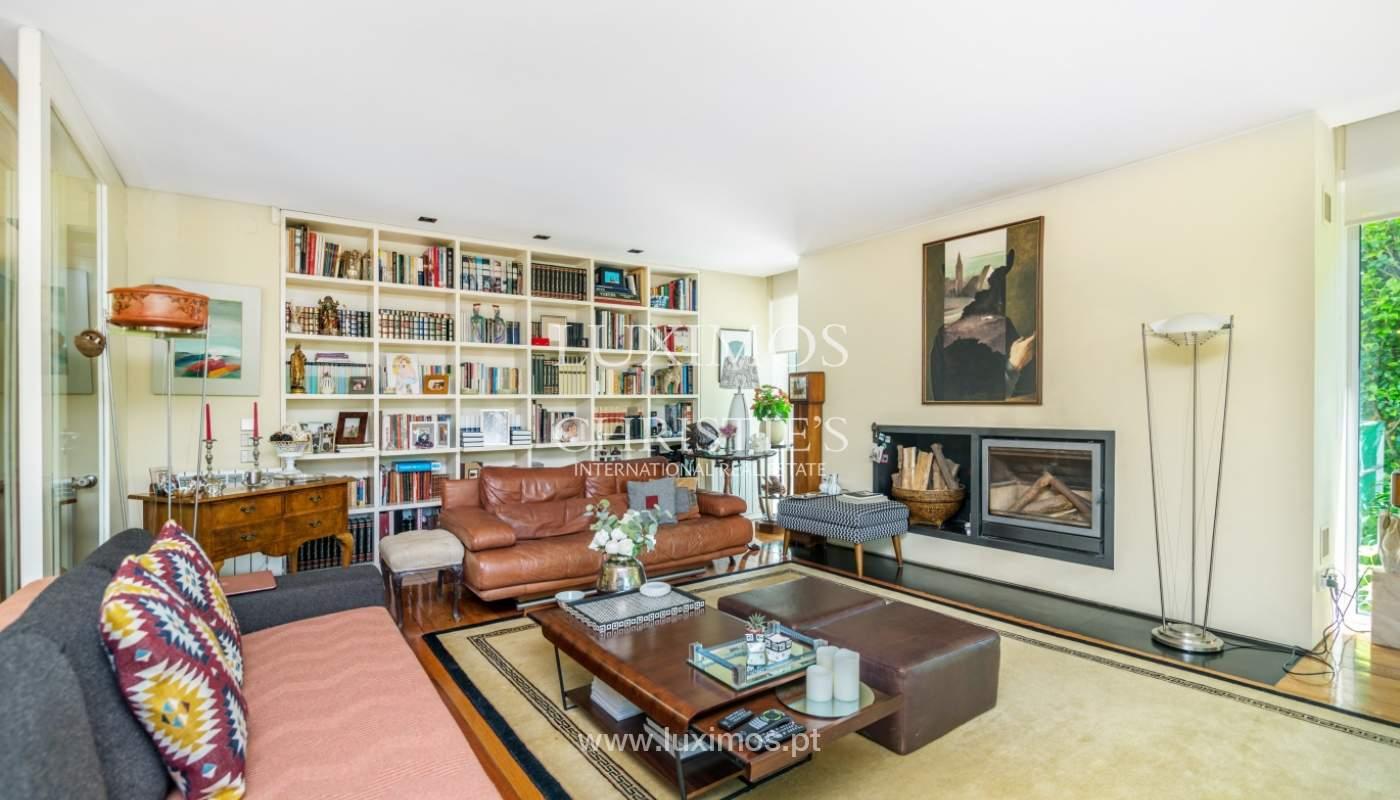Verkauf Luxus-villa mit großem Garten, Foz do Douro, Porto, Portugal_105776
