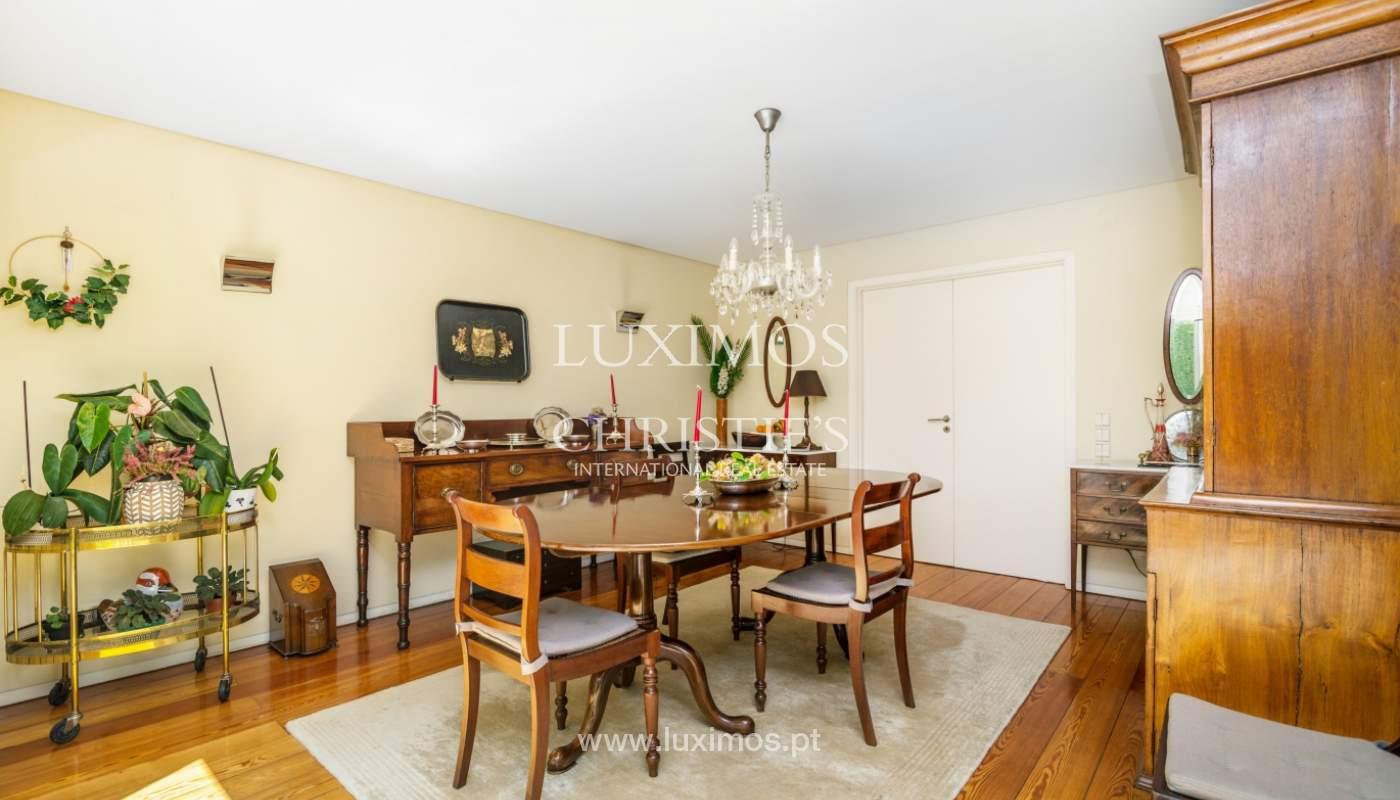 Verkauf Luxus-villa mit großem Garten, Foz do Douro, Porto, Portugal_105779
