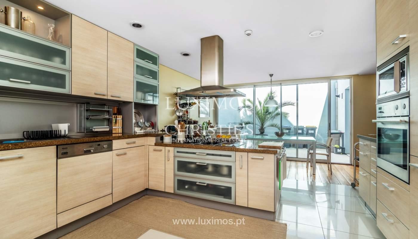 Verkauf Luxus-villa mit großem Garten, Foz do Douro, Porto, Portugal_105781