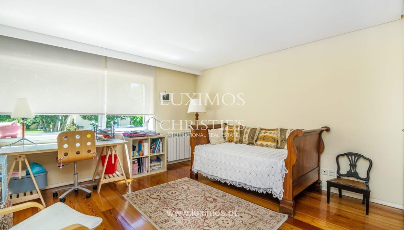 Verkauf Luxus-villa mit großem Garten, Foz do Douro, Porto, Portugal_105786